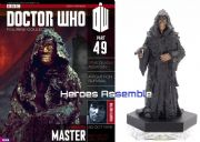 Doctor Who Figurine Collection #049 The Master Eaglemoss
